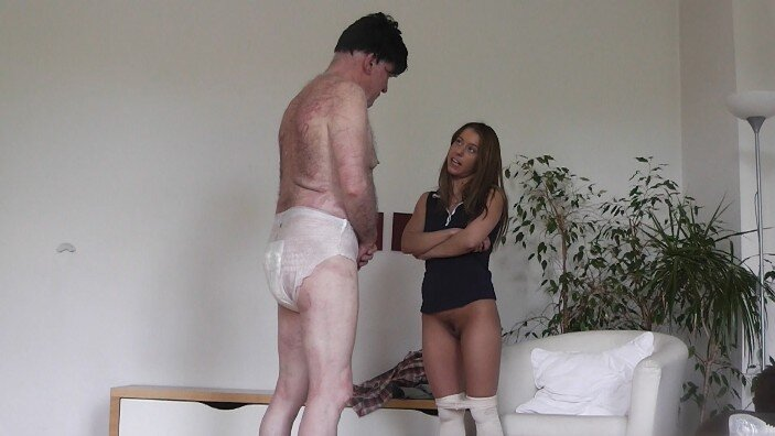 scat-ladies.com - movie update - Diaper Scat Slave